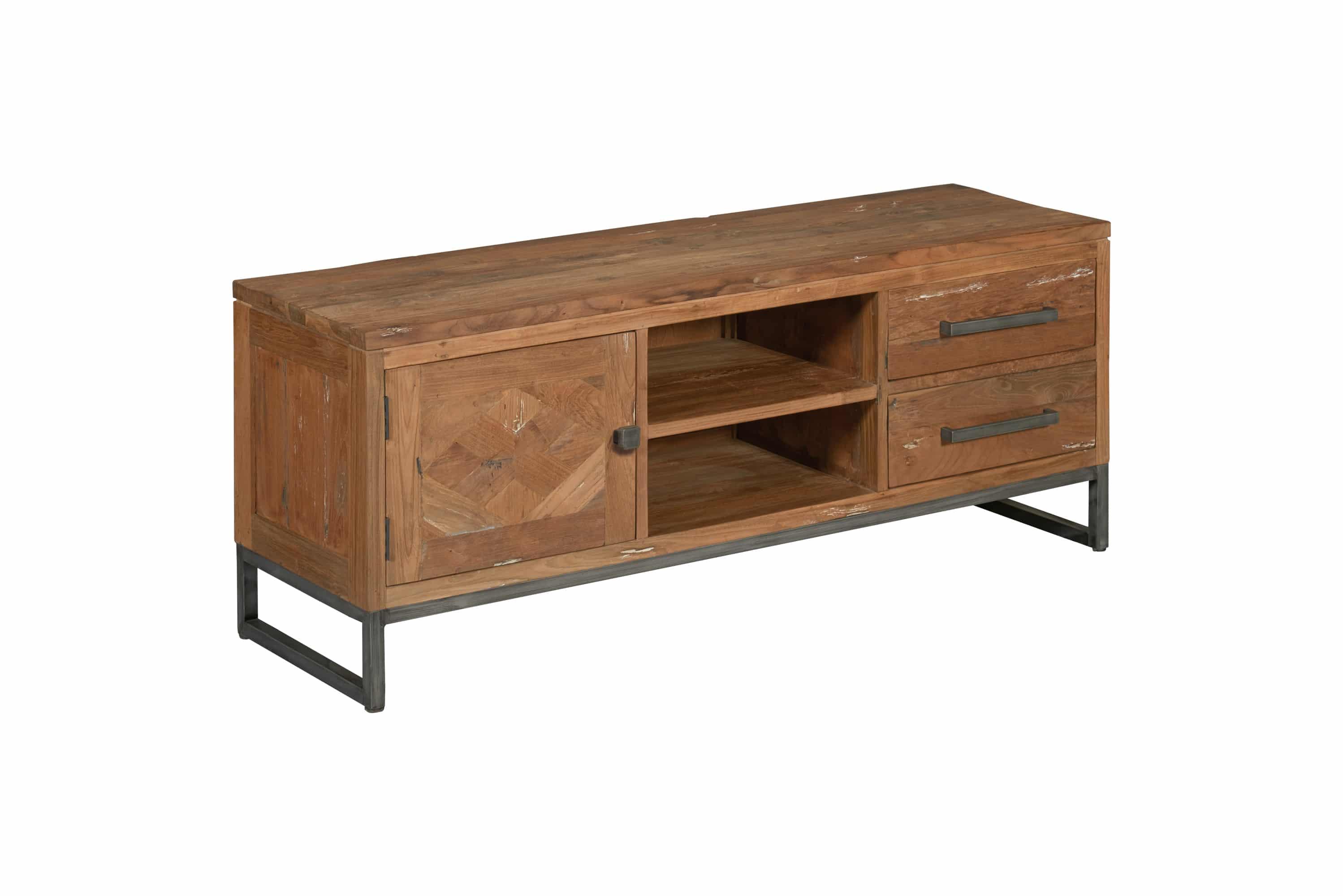 Tv Kast Teak : Mascio tv meubel u afslag